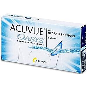 Acuvue Oasys 2-Wochenlinsen weich, 6 Stück /