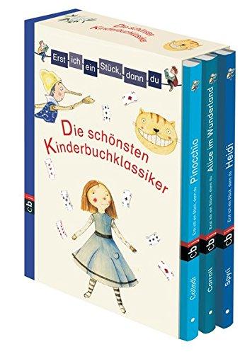 Erst ich ein Stück, dann du - Die schönsten Kinderbuchklassiker: Im Schuber (3 Bände)