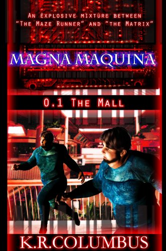 Magna Maquina 1 The Mall (English Edition)