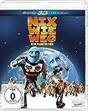 Nix wie weg - vom Planeten Erde [3D Blu-ray]