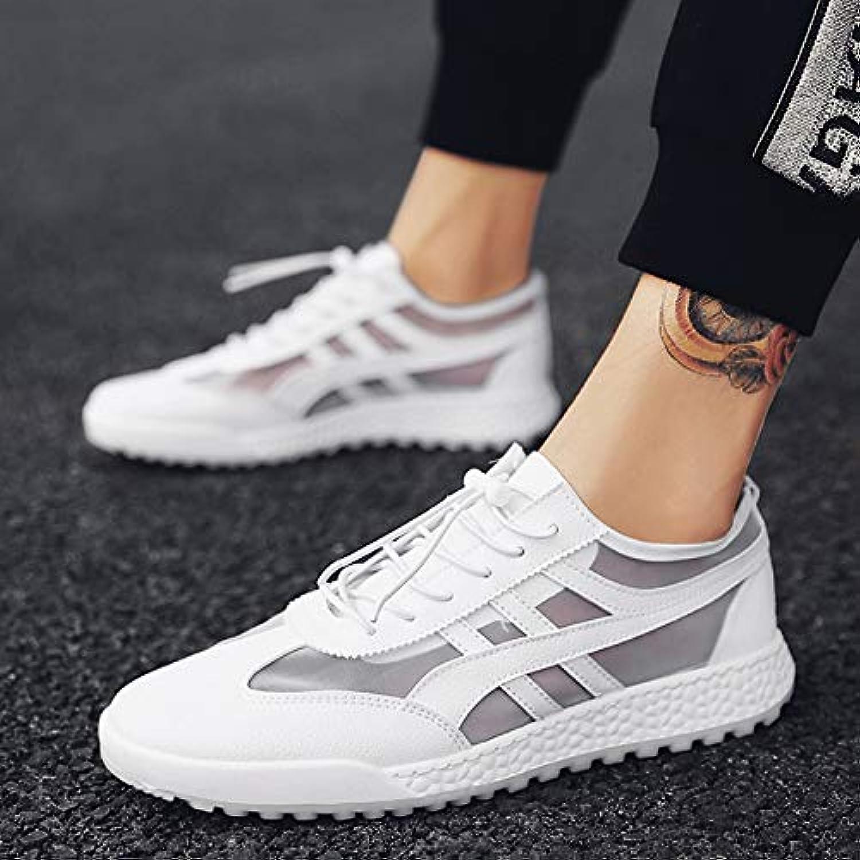 NANXIEHO Running Trend Small Scarpe uomo bianche Scarpe da ginnastica bianche Studente bianco Autunno e inverno | Di Qualità Dei Prodotti  | Uomini/Donne Scarpa
