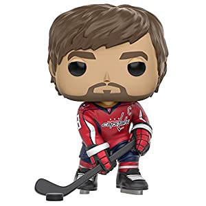 POP Vinilo NHL Alex Ovechkin