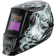 Antros ah6 - 260-6218 energía Solar casco con modo careta de seguridad para soldar