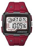Timex Herren Digital Quarz Uhr mit Harz Armband TW4B03900