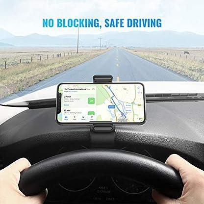 UGREEN-Autohalterung-Handy-Navi-Handyhalter-Armaturenbrett-Auto-Handy-Halterung-Kompatibel-mit-iPhone-11-Pro-Max-Samsung-Galaxy-Note-10-M20-Xiaomi-Redmi-Note-8-Pro-usw