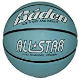 Best Basketball Balls - Baden Unisex All Star Basketball - Blue/White, Size Review