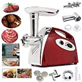 Best Sausage Stuffers - Ammiy® Electric Meat Mincer Grinder and Sausage Maker,Powerful Review