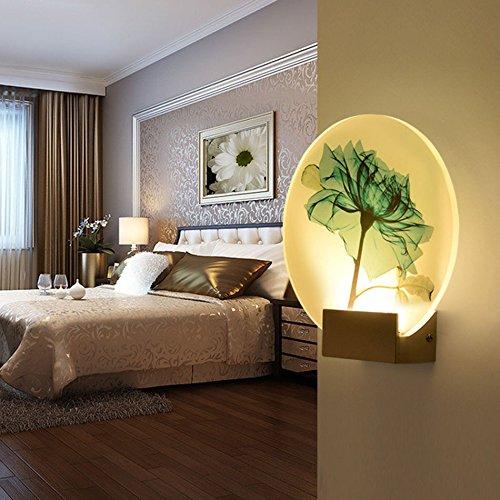Applique Murale LED, Creative Moderne Salon Chambre Lampe de Chevet Escalier Couloir Barre de Lumière (Style : E)