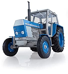Universal Hobbies-uh5246-Tractor Zetor 8011-(Escala 1/32, Azul