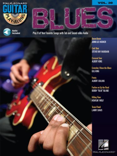 Blues Songbook: Guitar Play-Along Volume 38 (English Edition)