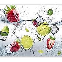 Murando   Fototapete Küche 350x256 Cm   Vlies Tapete   Moderne Wanddeko    Design Tapete