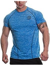 Gold's Gym Raglan Performance T-Shirt