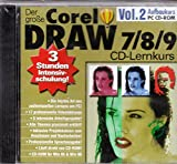 Der gro�e CorelDraw 7 / 8 / 9 CD Lernkurs Vol.2 Bild