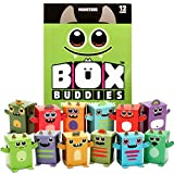 Box Buddies Monsters - Pack of 12 Mini Box Monsters - Fun Party Bag Fillers