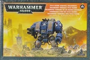 Games Workshop - 99120101083 - Warhammer 40.000 - Figurine  - space marine venerable dreadnought