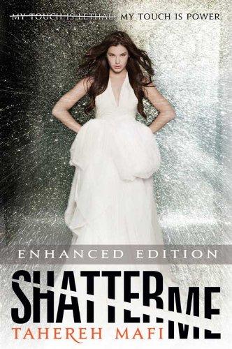 Buchseite und Rezensionen zu 'Shatter Me (Enhanced Edition)' von Tahereh Mafi