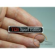 Auto-badges Emblema para carrocería, diseño TDI sport edition