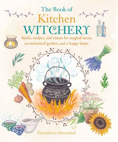 Book of Kitchen Witchery por Cerridwen Greenleaf