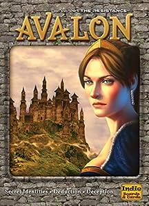 The Resistance: Avalon Indie Borad Games Juego de Mesa (en inglés)