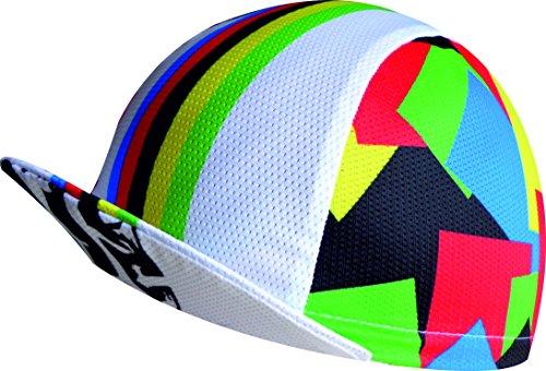 Imagen de campeon del mundo blanca  ekeko microperforada vsystem 100% poliester, ciclismo, running, trailrunning, triatlon alternativa
