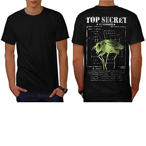 meilleur-secret-mouche-insecte-capteur-homme-nouveau-noir-l-t-shirt-reverse-wellcoda