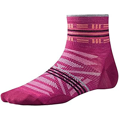 Smartwool Damen Socken Phd Outdoor Ultra Light Pattern Mini Socken, damen, PhD Outdoor Ultra Light Pattern Mini