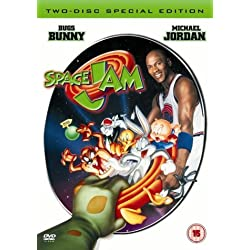 Space Jam (Special Edition) [DVD] [1997] by Michael Jordan