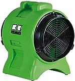 Hochleistungsventilator 3800cmb/h gn 380x530x480