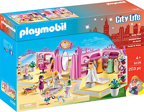 Playmobil Boutique Robes de mariée, 9226