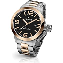 And Watch Unisex TW Steel Canteen 45 mm CB131