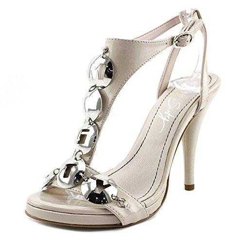 Miss Sixty Irene Damen US 5 Natur Sandale