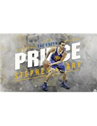 Stephen Curry Poster On Silk <100cm x 60cm, 40inch x 24inch> - Cartel de Seda - D25E8A