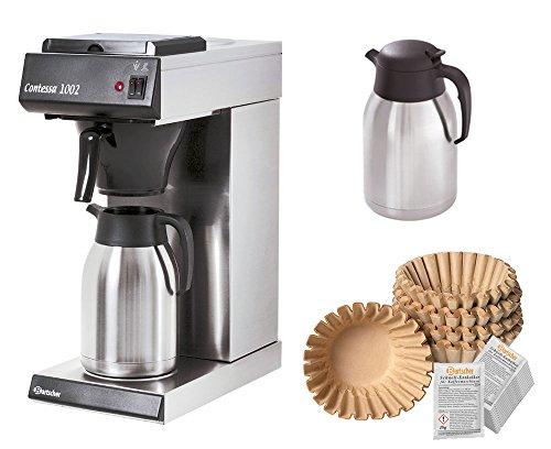 Bartscher a190043autonome–Kaffeemaschine (autonome, Kaffeemaschine-Filter, 2l,...