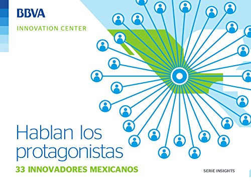 Ebook: 33 innovadores mexicanos (Insights Series)