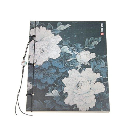 Liying Neu Notizbuch tagebuch Skizzenblock Skizzenbuch Zeichenblock Softcover 80g/m² 80 Seiten...