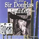 The Great Sir Douglas Quintet-Live