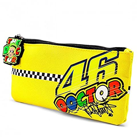 Valentino Rossi VR46 Moto GP The Doctor Enfant School Cas