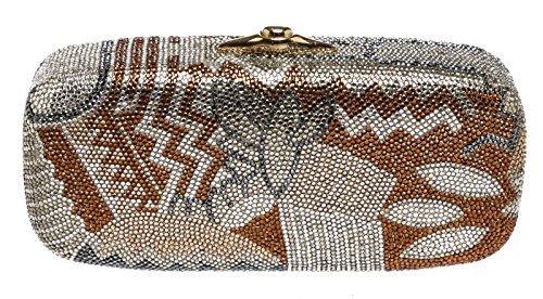 judith-leiber-gold-and-silver-multicolor-crystal-clutch-handbag