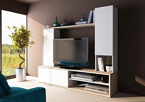 wohnwand 160 cm breit bestseller shop f r m bel und einrichtungen. Black Bedroom Furniture Sets. Home Design Ideas