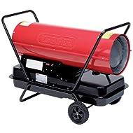 Draper 24585 102420 BTU 30KW 230V Diesel/ Kerosene/ Paraffin Space Heater