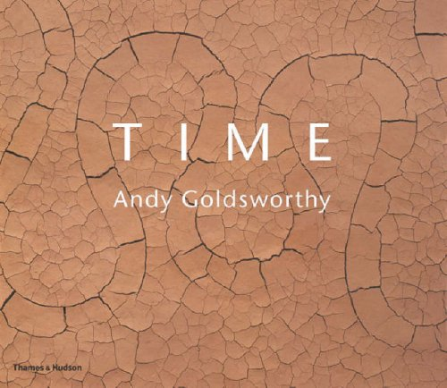 Time: Andy Goldsworthy Cover Image