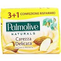 Palmolive – Jabón de Toilette, Carezza delicado con leche de almendra ...