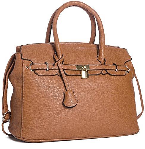 Accesible En Línea Barata Big Handbag Shop - Sacchetto donna Tan Aclaramiento De Salida De Fábrica Footlocker Fotos Precio Barato 2018 Venta Online 5X7ikGCfH