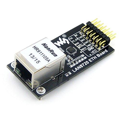Ben-gi LAN8720 ETH-Rat Ethernet Module Kit Hochleistungs 10/100 Phy Physical Layer Transceiver 3,3 V-Netzwerkmodul - Ethernet-schnittstellen-kit