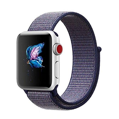 Tervoka - Cinturino di Ricambio per Apple Watch 9a5ecb3b37b