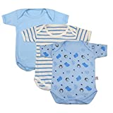 #10: Brim hugs and cuddles pink cotton romper for baby boy /baby girl(pack of 3)