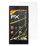 atFolix Folie für Cubot S308 Displayschutzfolie - 3 x FX-Antireflex-HD hochauflösende entspiegelnde Schutzfolie