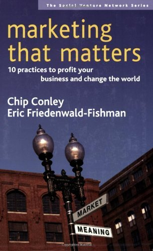 Marketing That Matters: 10 Practices to Profit Your Business and Change the World (SVN) (English Edition)