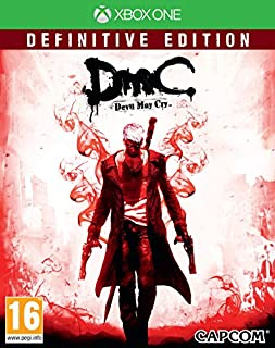 DmC : Devil may cry - Definitive Edition (B00R2TZ5V6) | Amazon price tracker / tracking, Amazon price history charts, Amazon price watches, Amazon price drop alerts