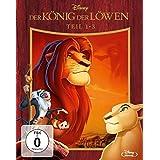 Der König der Löwen 1-3 - Trilogie